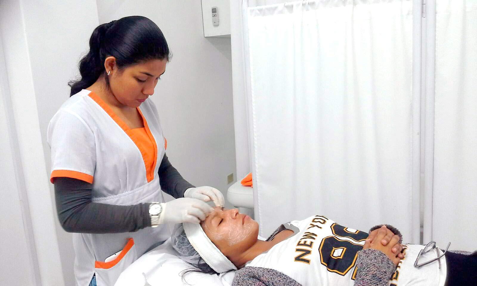 tratamientos faciales porno en lima